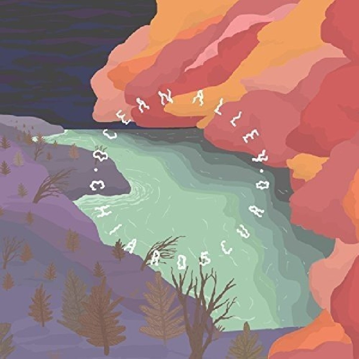 CD : Ocean Alley - Chiaroscuro (CD)