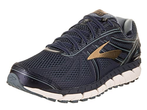 Beast 16, Navy/Gold, 9 4E - Extra Wide