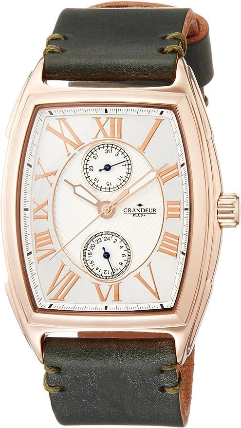 [グランドール プラス] 腕時計 GRP006P1 グリーン