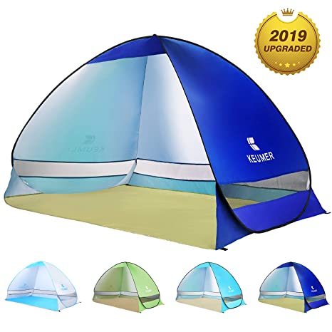 59fe8bff62ec BATTOP Pop Up Beach Tent Camping Sun Shelter Outdoor Automatic Cabana 2-3  Person Fishing