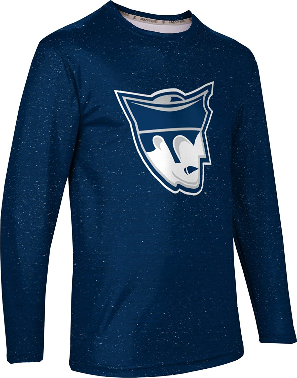 Heathered ProSphere Marietta College Mens Long Sleeve Tee