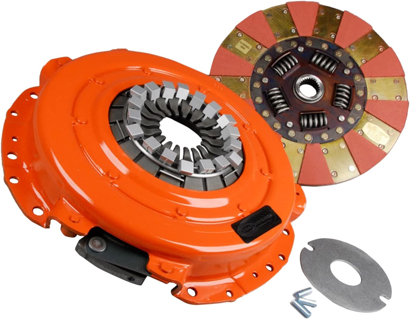 Centerforce DF148679 Dual Friction Clutch Pressure Plate and Disc