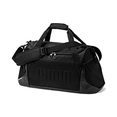 Puma Gym Duffle Bag M Bolsa Deporte, Hombre, Black, OSFA ...