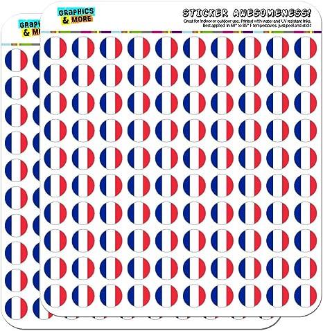 Pegatinas bandera-planificador//Diario//Recortes Pegatinas-Papel Brillante