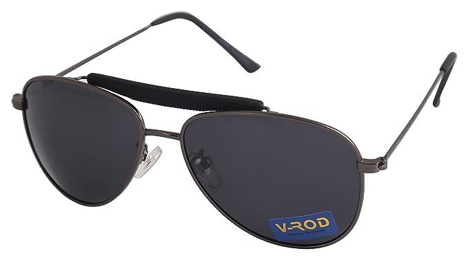 V Rod Uv Protected Aviator Men S Sunglasses Sparkle India 274 54