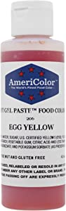 AmeriColor Gel Colour - Egg Yellow - 4½ oz