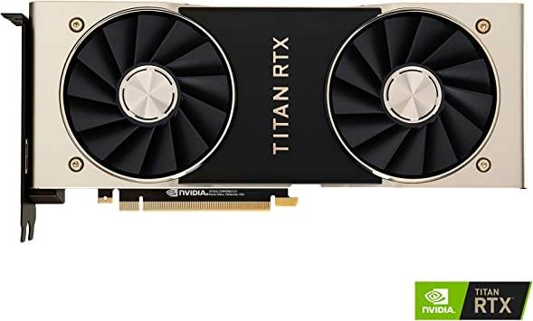 Amazon.com: Tarjeta gráfica NVIDIA Titan RTX: Computers ...