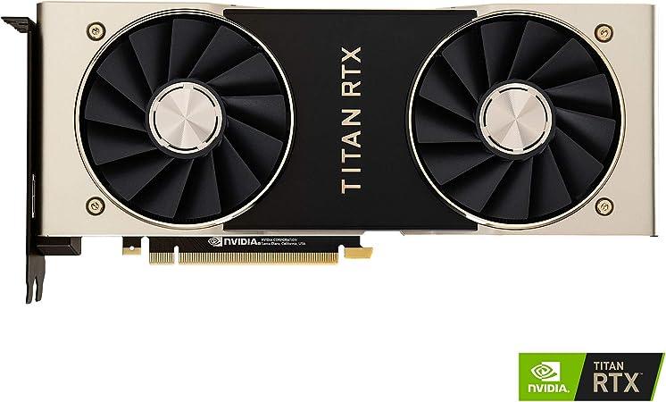 Tarjeta gráfica Nvidia Titan RTX Titan X 24756 MB: Amazon.es ...