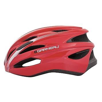 Louis Garneau HG Astral casco de ciclismo, rojo