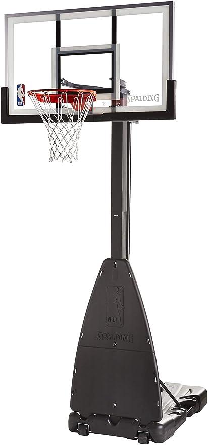 Amazon.com: Spalding, canasta de baloncesto, portátil ...