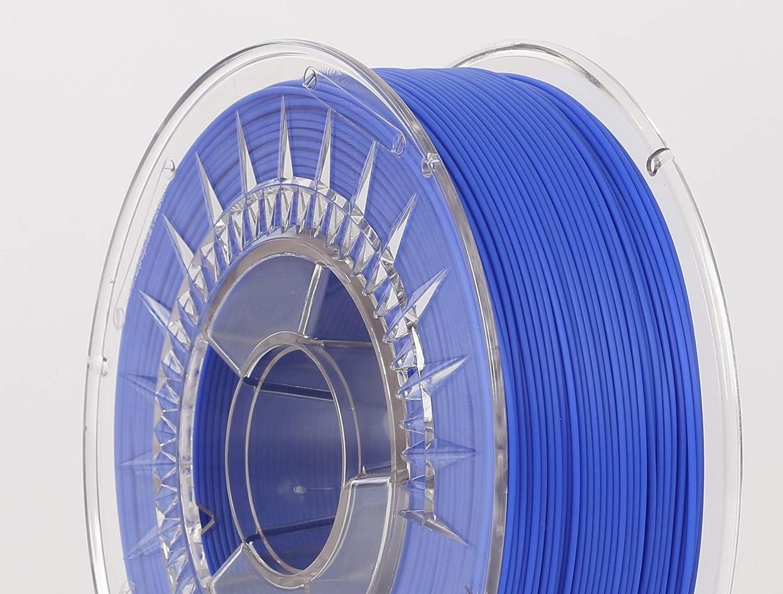19 PrintWith Smile Filamento 3D PLA 1,75 mm Cobalt BLUE 1 kg 1 kg