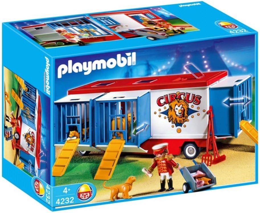 PLAYMOBIL - Jaulas De Los Leones (4232)