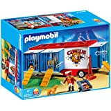 Playmobil - 4232 - Mr Loyal Avec Remorque