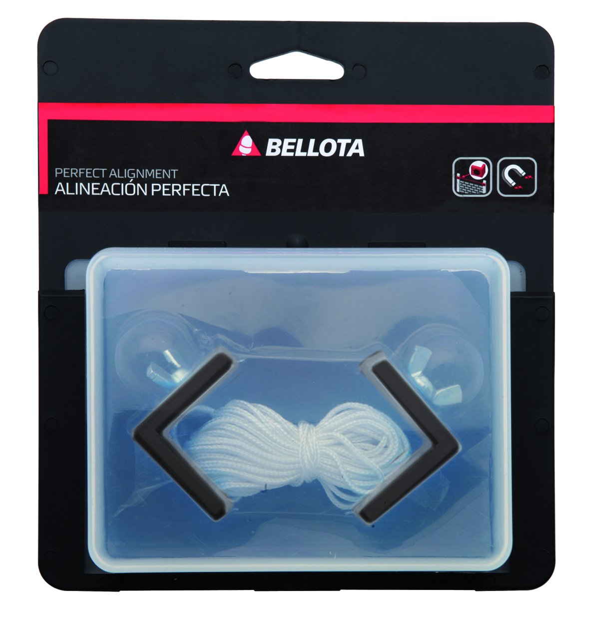Bellota 50251 Winkel mit Magnet