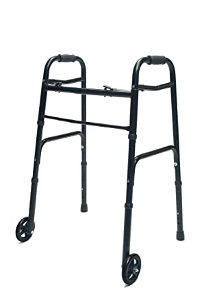 Amazon.com: Lumex 716270bk-1 Everyday Walker con liberación ...
