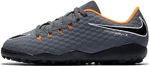 the best attitude 8718c 269d3 Nike Jr Phantomx 3 Academy TF, Chaussures de Fitness Mixte Enfant,  Multicolore (Dark