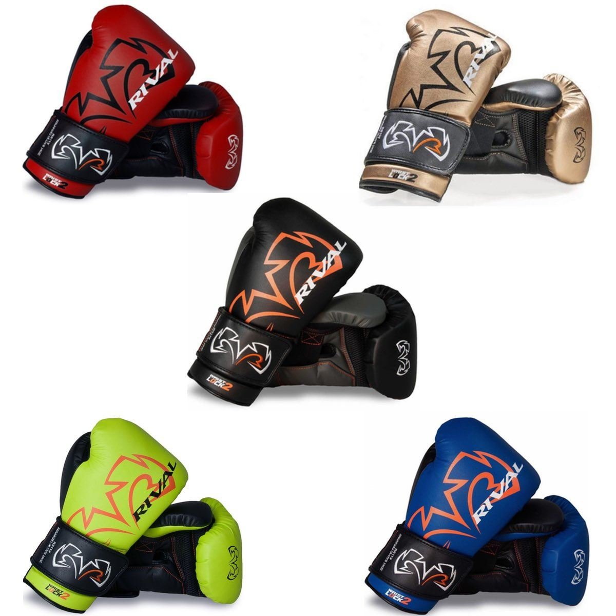 Rival Evolution Sparring Gloves
