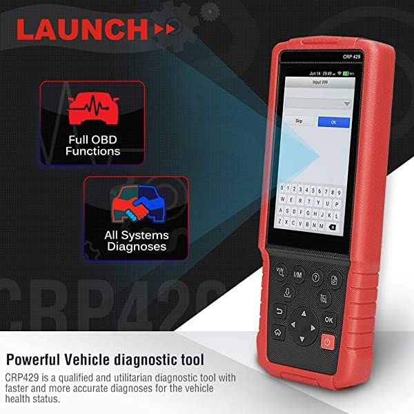 LAUNCH CRP429 Scan Tool.