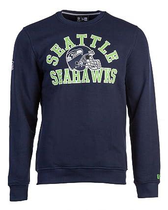 New Era Ne97054Fa16 Nfl College Crew Seasea Osb - Sweatshirt - Line Seattle  Seahawks for Man 55b0abc19