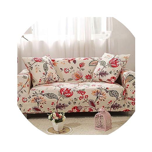 two- Fundas de sofá elásticas de Estilo Bohemio para ...