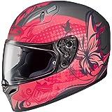 HJC FG-17 Flutura Full-Face Motorcycle Helmet (MC-8F, X-Small)