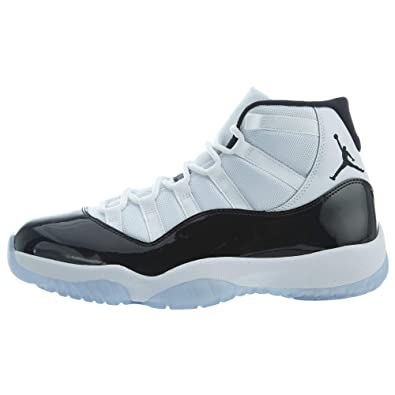 d5d0743c932bad Nike Mens Jordan Retro 11 quot Concord Basketball Shoe (8)