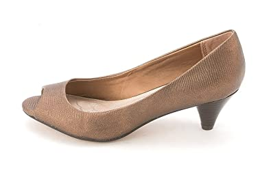 Giani Bernini Womens Sweets Leather Round Toe Classic Pumps Beige Size 8.5