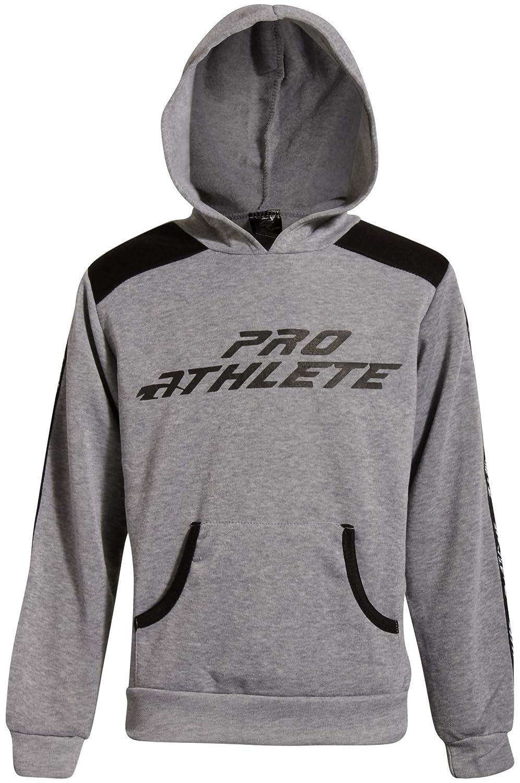 Pro Athlete Boys 2-Piece Athletic Hooded Jogger Set