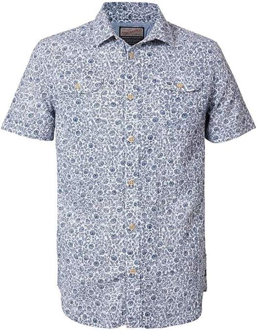 Petrol Camisa De Hombre Fantasía Bolsillo - Fantasía, XL: Amazon.es: Deportes y aire libre