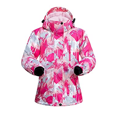 LEIT Ropa de esquí para niños al Aire Libre en Invierno ...