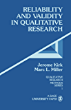 Reliability and Validity in Qualitative Research (Qualitative Research Methods)