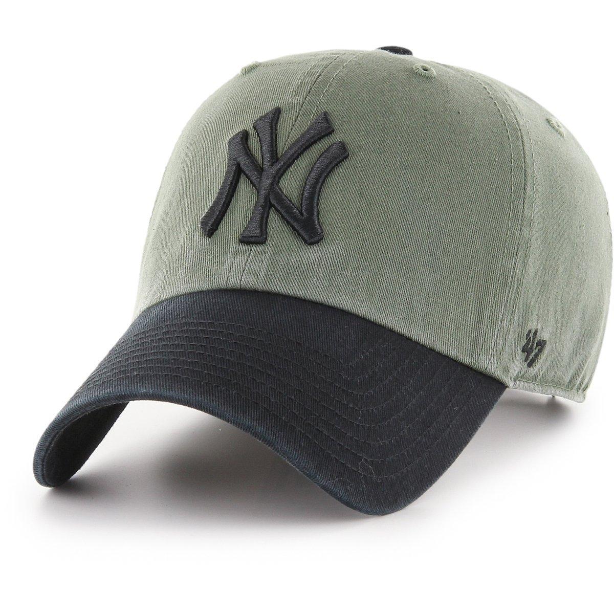 47 Brand - Gorra York Yankees - 181013 B-RGWTT17GWSNL-MS - Verde ...