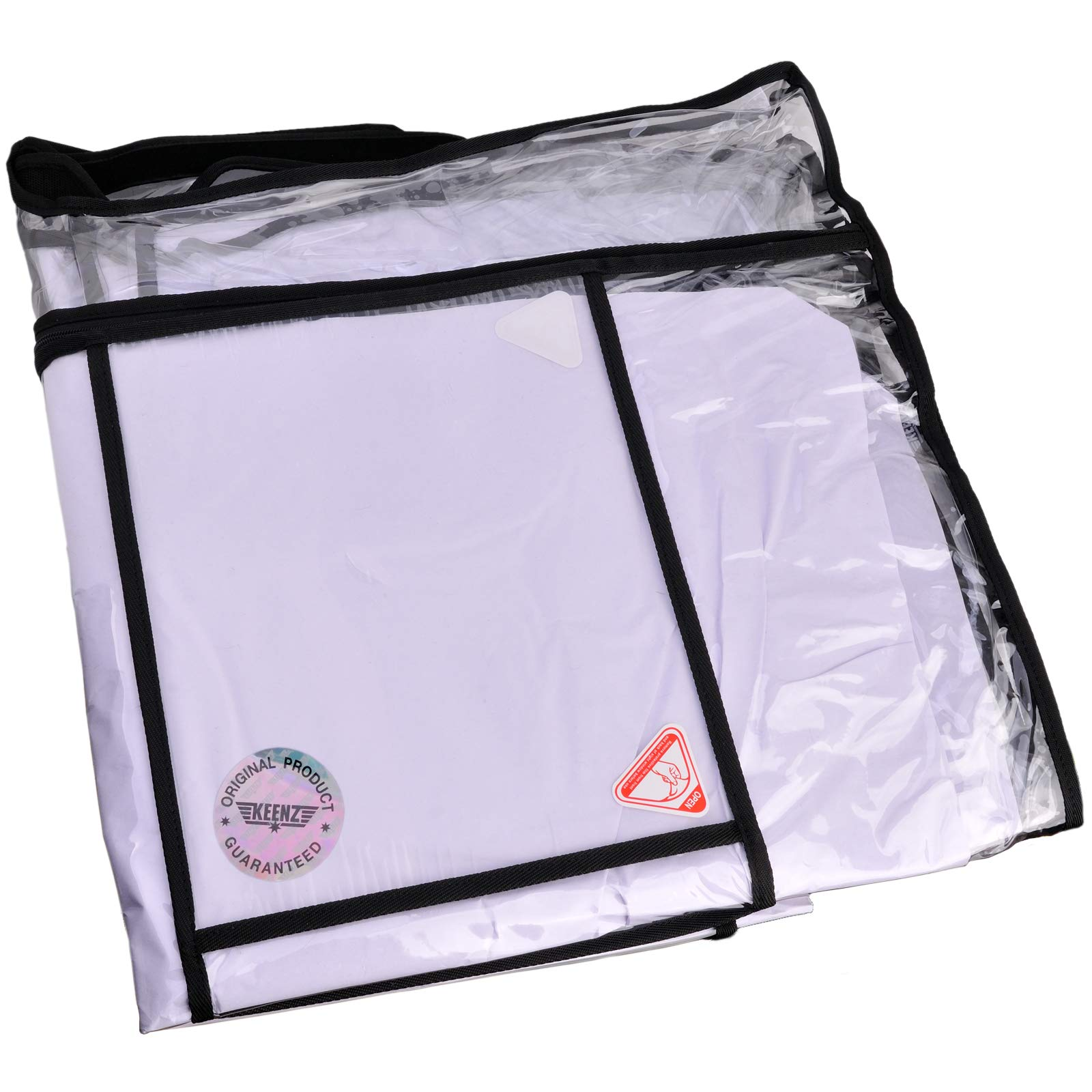 KEENZ Wagon Stroller Weather Shield Rain Cover UV Protection