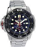 オリエント エムフォース 自動巻き メンズ 腕時計 SEL06001D0 (WV0081EL) ネイビー [並行輸入品]