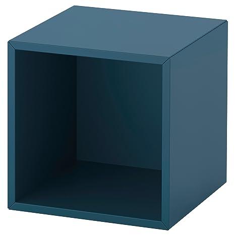 Zigzag Trading Ltd Ikea Eket Cabinet Dark Blue Amazon Co Uk