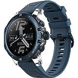 COROS VERTIX GPS 探险手表,含血氧计,钛合金,蓝宝石玻璃,24/7 血氧监测,海拔性能指数,电池寿命 45 天常规使用或 60 小时全能 GPS 追踪