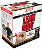 Labrada Nutrition Carb Watchers Lean Body Hi-Protein Meal Replacement Shake, Chocolate Ice Cream, 2.29-Ounce Packets (Pack of 20)