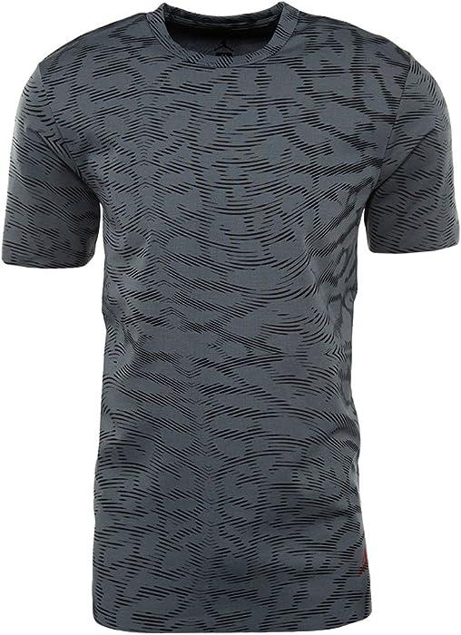 size 40 3d3e2 f89d4 Mens Jordan Basketball Tshirt Size L 748384 065