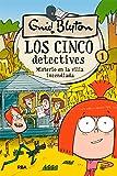 Los 5 detectives 1. Misterio en la villa incendiada (INOLVIDABLES)