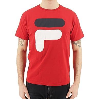 Fila - Traje - para hombre rojo XL : Amazon.es: Ropa y ...