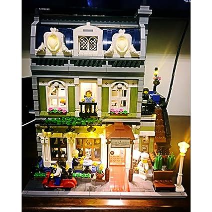 Buy Led Lighting Set For Creator Lego 10243 Parisian Restaurant