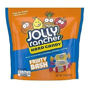 Jolly Rancher Hard Candy Fruity Bash Assortment, 13 Ounce