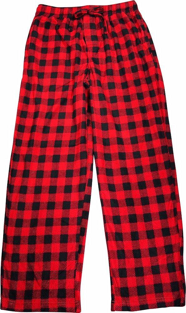 NORTY Rio Mens Fleece Sleep Bottoms Sleep Pant Lounge Pajama Pant - 7 Prints
