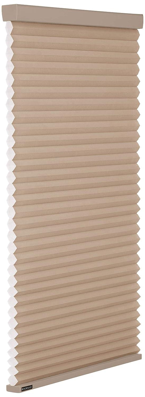 Nutmeg 51 x 36 West Coast Home Cordless Honeycomb Shade