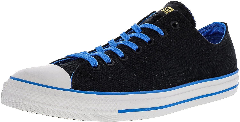 CONVERSE  Designer Chucks Schuhe   ALL STAR  CONVERSE  Schwarz / Blau 8ebf8f