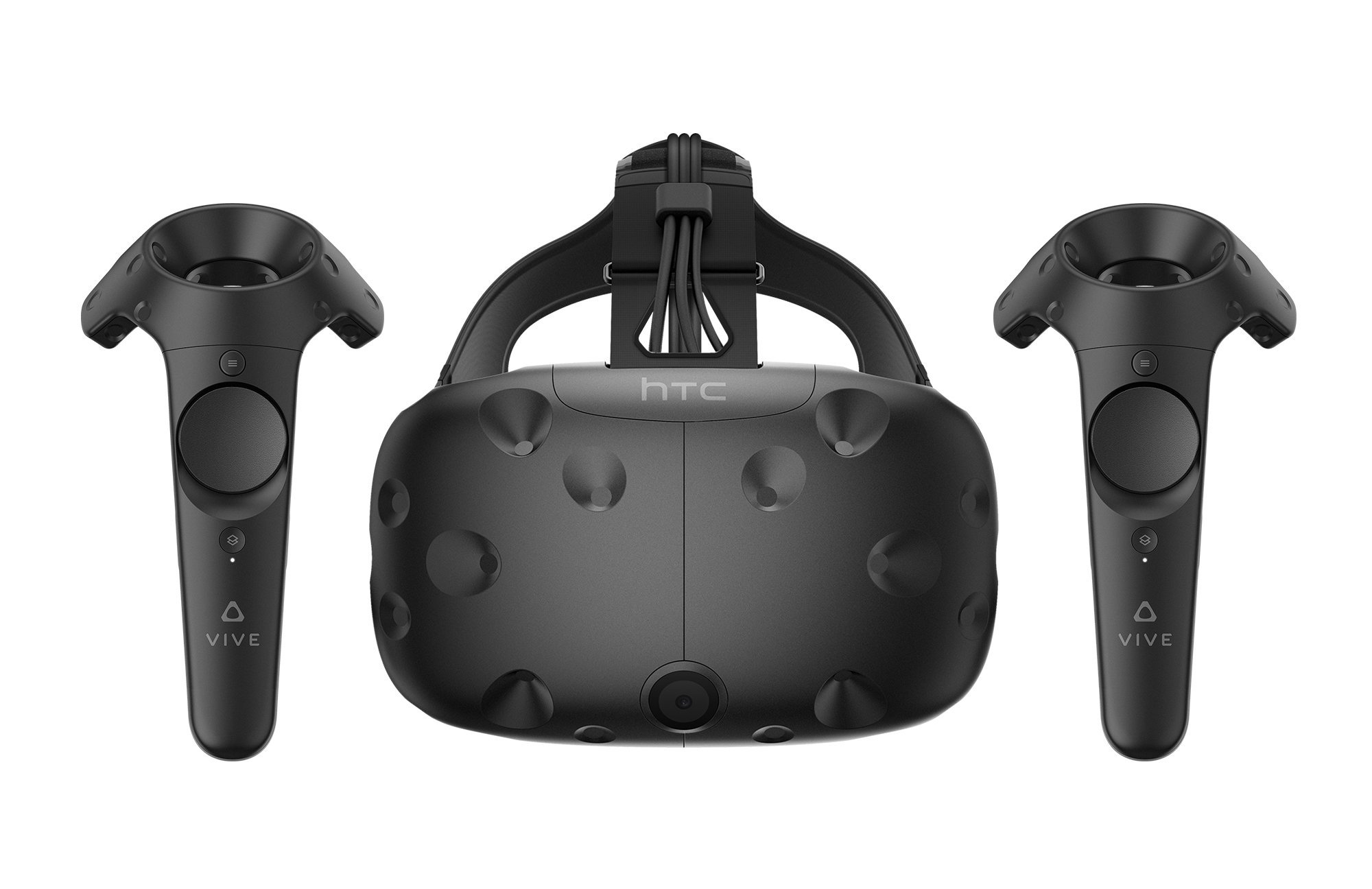 HTC VIVE Virtual Reality System (Renewed)