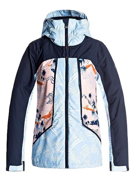ddb35350032 Roxy Wildlife - Chaqueta para Nieve para Mujer ERJTJ03107  Roxy  Amazon.es