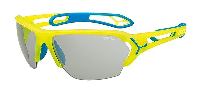 Gafas de sol para la nieve ropa de esquí neón