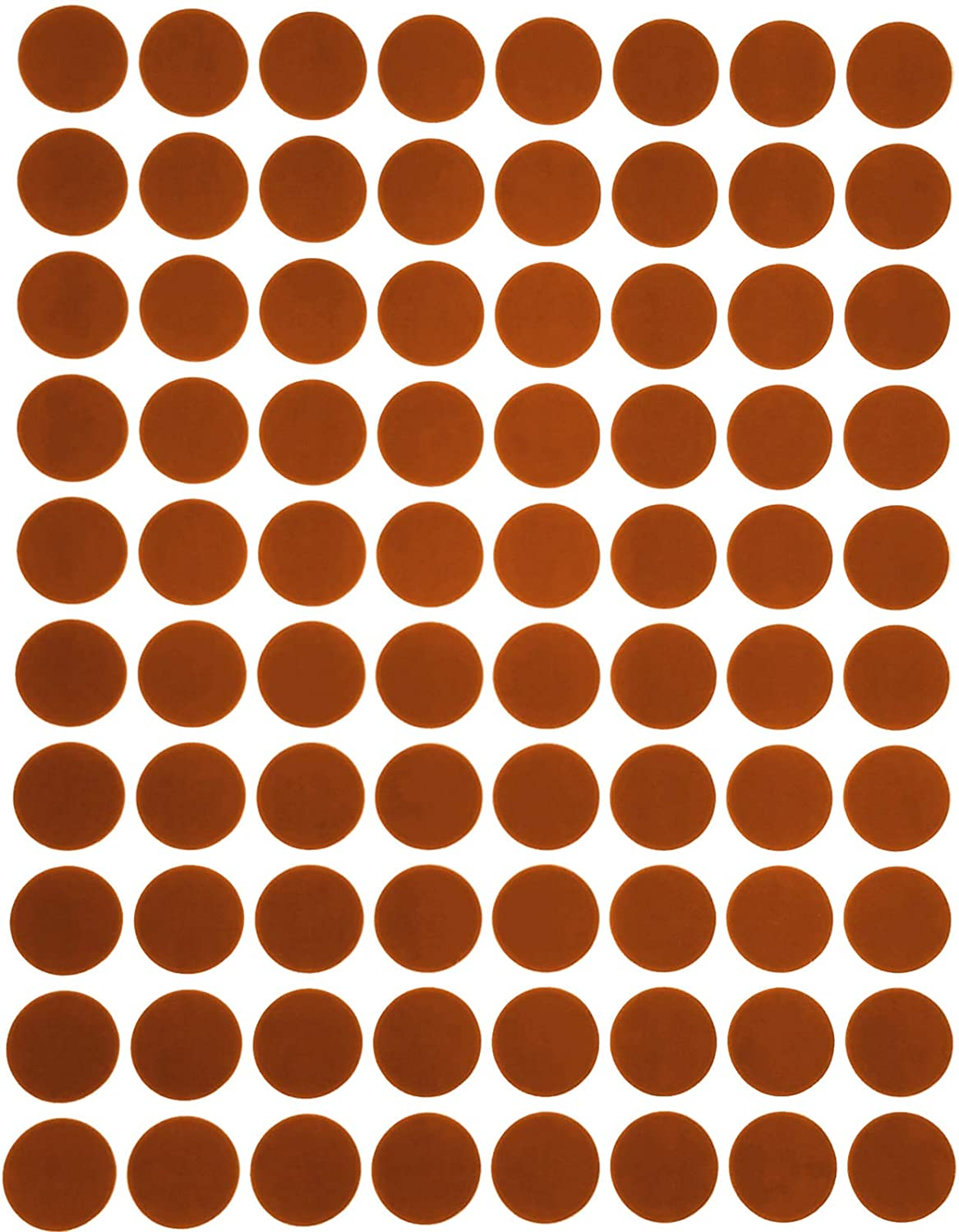 Colored Dot Stickers for Decorating Inventory 13mm 1//2 Inch Labeling 1920 Pack