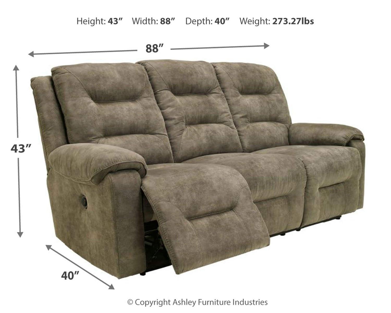 Ashley Furniture Signature Design - Silla reclinable ...